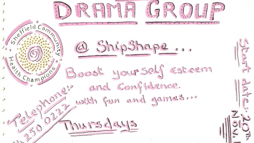 Re-Boot Drama Group at ShipShape