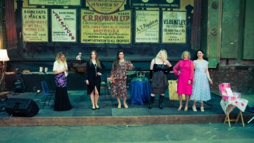 Sheffield Rocks the 80's – Vintage Fashion Show at the Iconic Abbeydale Picture House in the Quarter
