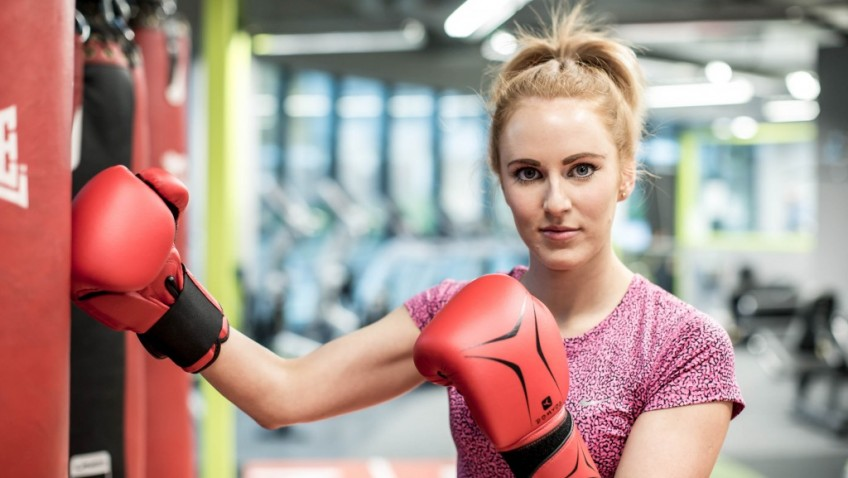 Boxercise at the Old Junior School
